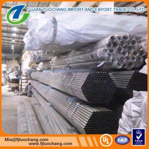 Tubo galvanizzato vendita calda del Tubo De Acero BS31 Steel