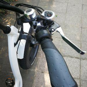 La grasa de 3 Ruedas neumáticos triciclo eléctrico