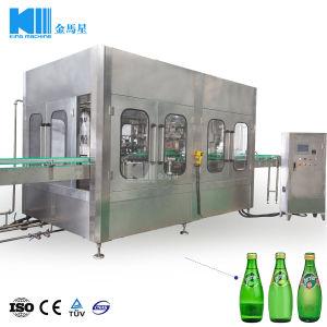 生産ラインを作るフルオートマチックの炭酸ソーダ飲み物