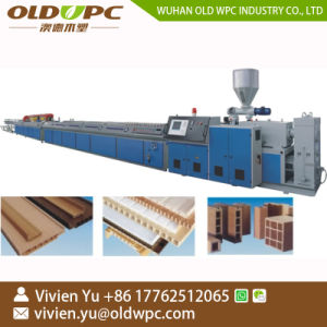 Espulsione della plastica di fabbricazione dello strato del PVC Borad del PE pp