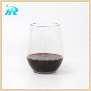 12oz Tritanの最もよい品質のイタリアのワイングラス