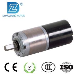 36mm CC Transmisión Planetaria motorreductor