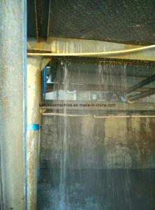 Промойте песка оборудование для обработки сточных вод фильтр Press-Easy ремня безопасности эксплуатации и технического обслуживания