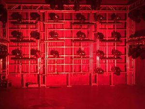 LEDの同価の照明54PCS*は党イベントのための同価ライトを防水する
