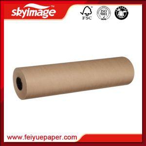 Белый цвет защитную ткань бумаги для передачи тепла с термической возгонкой печать