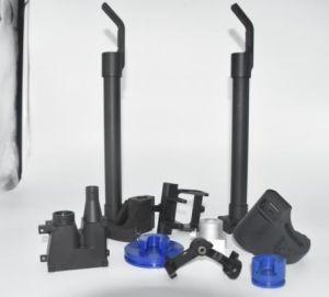 주문을 받아서 만들어진 정밀도 돌고 맷돌로 갈고 CNC 기계로 가공하는 5개의 축선 CNC 알루미늄 (스테인리스 또는 고급장교 또는 구리) 금속 기계장치 예비 품목