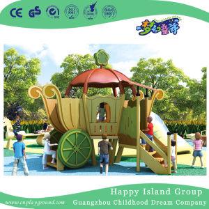 Polia em forma de abóbora encantadora piscina para crianças de brinquedos de madeira (HJ-15503)