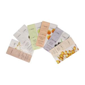 Fermeture à glissière réutilisables personnalisés biodégradable compostable Stand up housse souple sac de plastique en aluminium l'emballage alimentaire