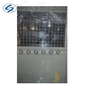 플라스틱 전자제품 산업을%s 공기에 의하여 냉각되는 산업 냉각장치