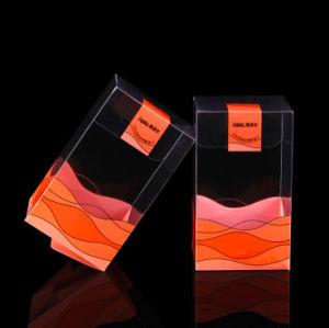 カスタマイズ可能なカラーによって印刷される折るプラスチックの箱