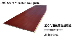 Décoration maison étanche composite Conseil WPC bardage de panneaux muraux amovibles (A167)
