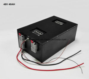Agv 장비를 위한 LiFePO4 건전지 팩 24V 60ah