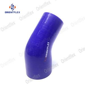 Polegadas de borracha de silicone 45/90/135 Graus de borracha do redutor