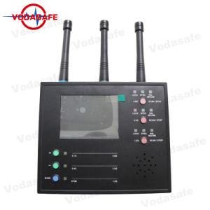 無線カメラのハンターのモニタの表示は専門の多重カメラの探知器を検出する