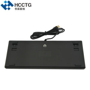 버찌 USB 싸게 지능적인 78 중요한 기계적인 키보드 (HKG87)