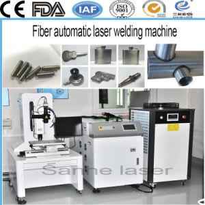 saldatrice automatica del laser della fibra 600W per esso elettronica medica