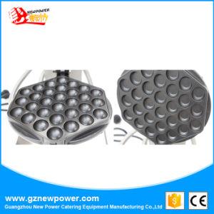 軽食の機械装置の卵の機械を作る整形泡ワッフル