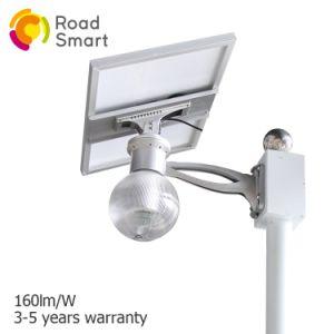 8 W/12W à LED Lampe Solaire de Jardin mur de la rue de la lumière avec détecteur de mouvement et télécommande