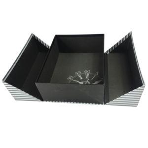 Nuevo estilo personalizado Papel cartón Caja de regalo de lujo