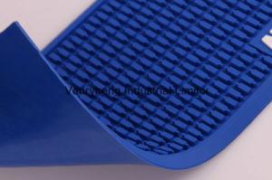 昇進3DのカスタムブランドPVCゴム製棒マット