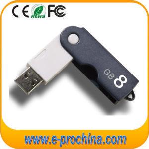 Флэш-накопители USB уникальный поворотный привод пера Flash Drive (ET301)