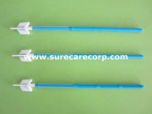Scopa Type Cervical Brush con Drivepipe/Broom Type Cervical Brush Without Drivepipe