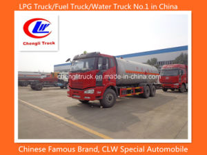 10 camion di serbatoio pesante dell'olio combustibile della rotella 25000liters Faw