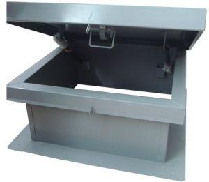 De Toegangsdeur van het Dak van het staal/Broedsel AP7210