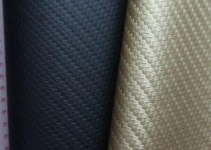 Couro PU (TG014) para as sapatas e sofá