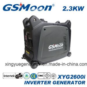 2.3kVA 4-Stroke kompakter super leiser Inverter-Benzin-Generator