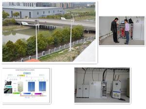 Energien-Generatorsystem des Wind-5kw für Hauptgebrauch