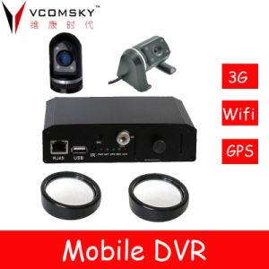 Video Kameras des Phasenansicht-Echtzeitmobile-DVR der Unterstützungs4