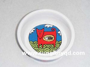 Taça de PET de cerâmica do adesivo de Gyp040