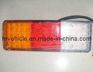 E-MARK Indicador LED traseras de la luz de retroceso para el remolque/camión