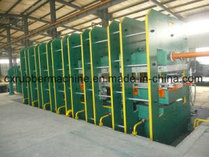 중국 제조자 고무 컨베이어 벨트 가황기