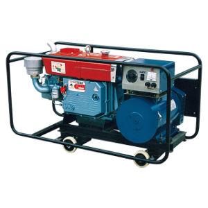 5kw 6.25kVA neuer Typ Set des Dieselkraftstoff-einfacher Gebrauch-Generator-populäres Dieselgenerator-GF1 mit hohem Renommee