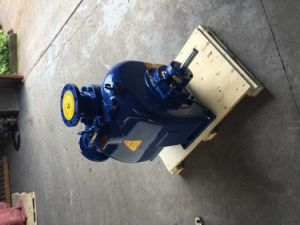 Haut de la tête de la pompe à amorçage automatique