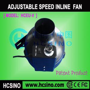 インライン軸ファン(HCEU-V)