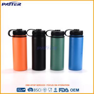 El mejor precio personalizado Joyshaker botellas de agua potable de acero inoxidable