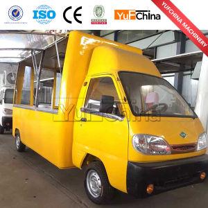 Usine directement la vente de 4 roues chariot électrique