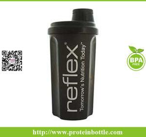 La proteína de buena calidad botella agitador de bolas Insidewire