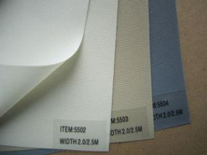 O revestimento branco cortinas, cortinas de tecido de cortina do rolete tensor Cortina cega com mecanismo para a moderna sala de estar