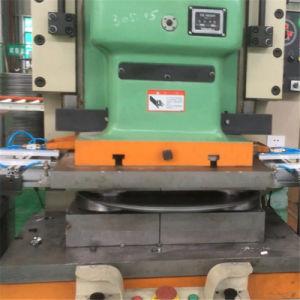 Macchina di borsatura per fabbricazione d'acciaio del barilotto