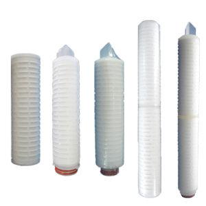 Гофрированный фильтр для воды картридж (KD-MPL-10A)