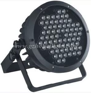 72PCS*3W RGBW LED PAR Light