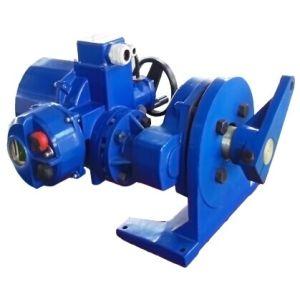 Multil gire o motor eléctrico para válvula