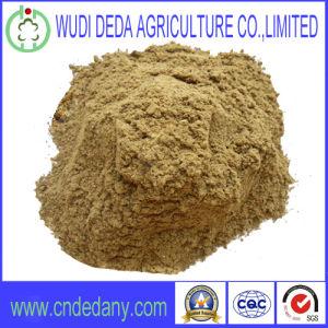 Fournisseur concurrentiel de farine de poisson de la Chine 72 % de protéines de farine de poisson de qualité d'alimentation