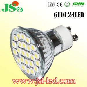 Farbenreiches GU10 24LED LED Punkt-Licht (Y)
