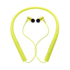 Мода ожерелье Bluetooth стерео наушники действительно беспроводные наушники-вкладыши 4.2 мини-гарнитуры