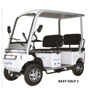 Fabricado na China 4 Lugares Elevadores eléctricos de carrinhos de golfe para venda